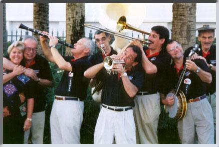 Galvanized Jazz Band