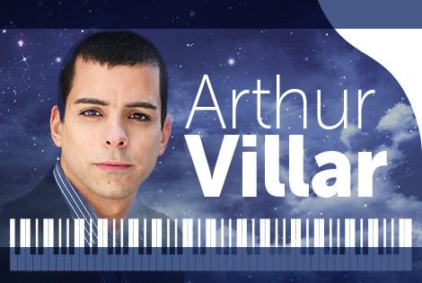 Pianist Arthur Villar