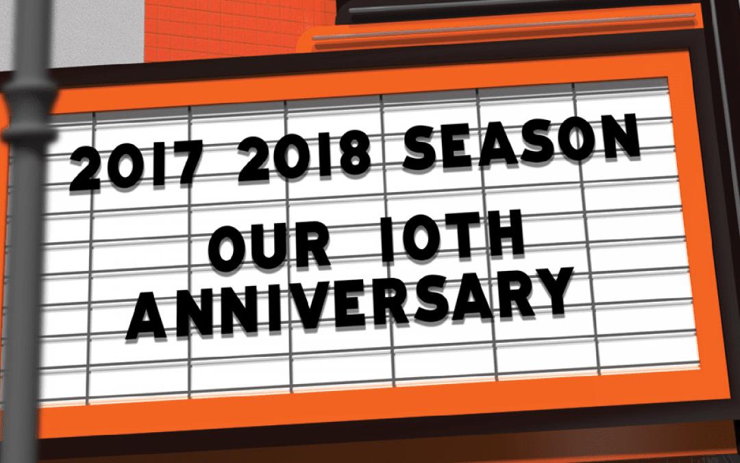 2017-2018 Season