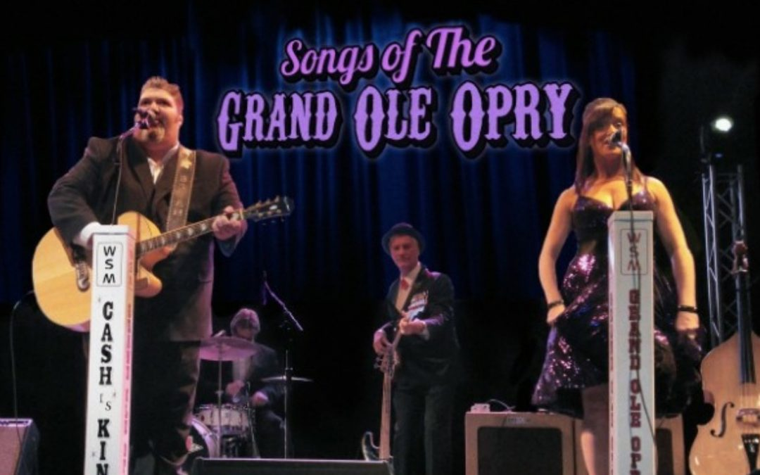 Songs of the Grand Ole Opry