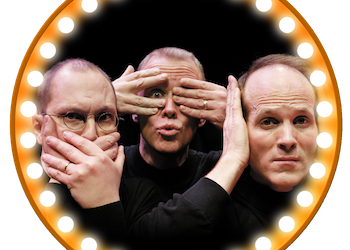 FEATURED PERFORMANCES • Triple Espresso – a highly caffeinated comedy!