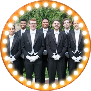 Whiffenpoofs in Concert